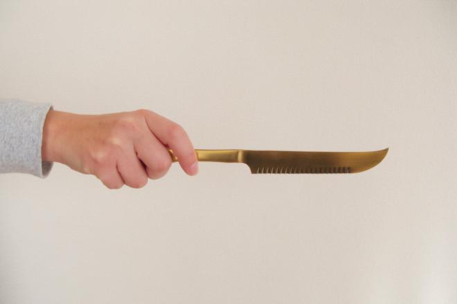 pommeチーズナイフ