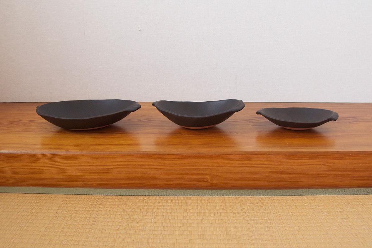 耐熱グラタン皿(楕円)3種