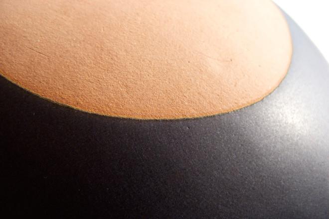 耐熱グラタン皿(楕円)裏アップ