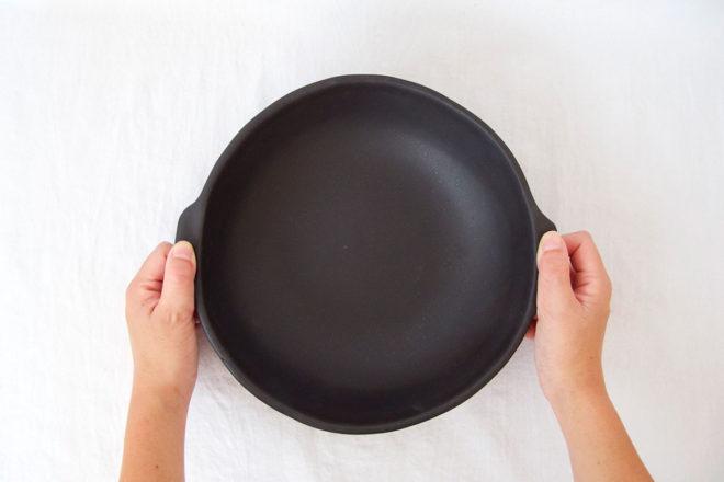 グラタン皿丸大6