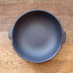 耐熱グラタン皿[丸](大)