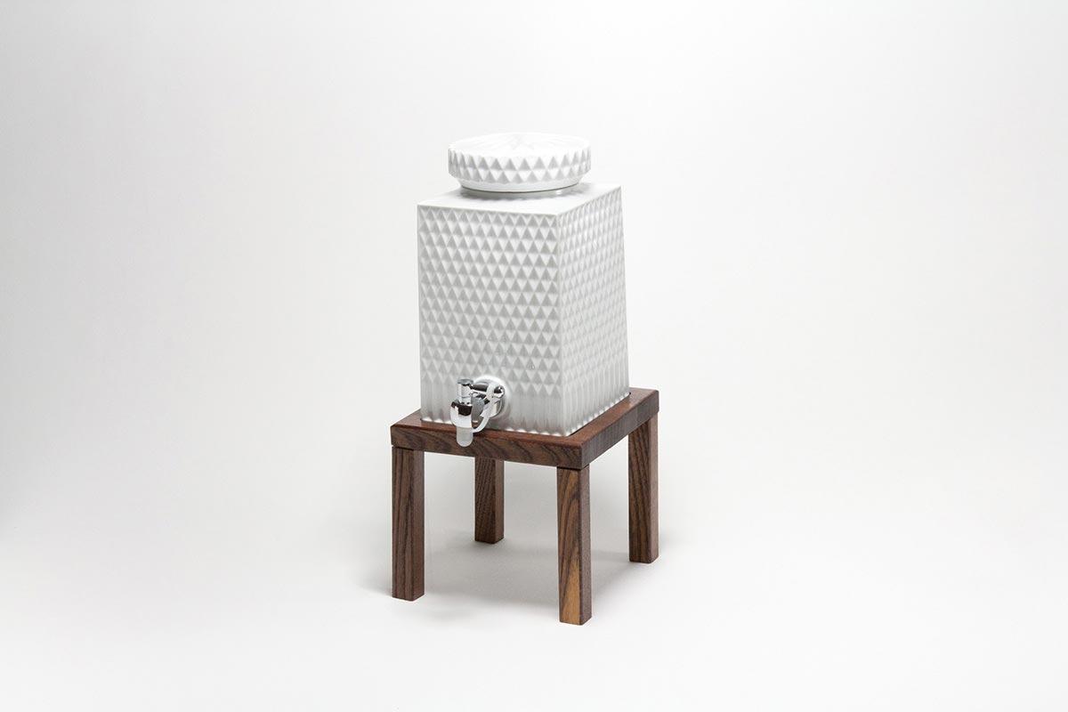 ダイヤ彫 焼酎サーバー