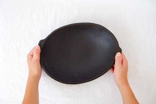 グラタン皿楕円大6
