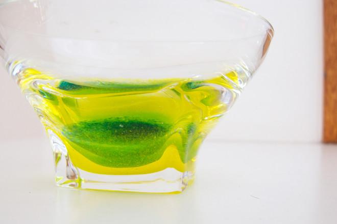グラデーションカップグリーンUP