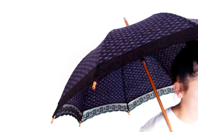 筑後もめん日傘
