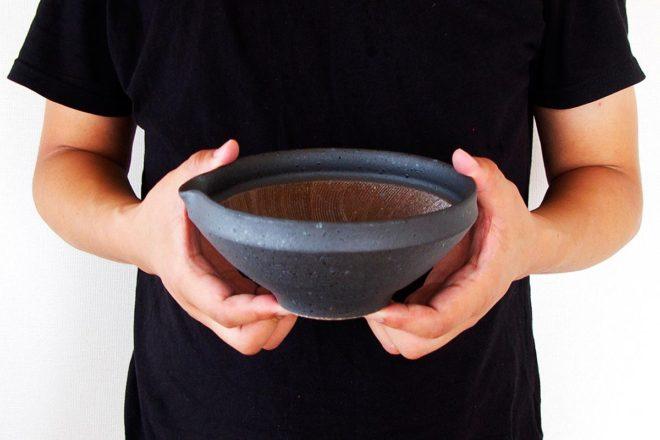 すり鉢6寸手持ち