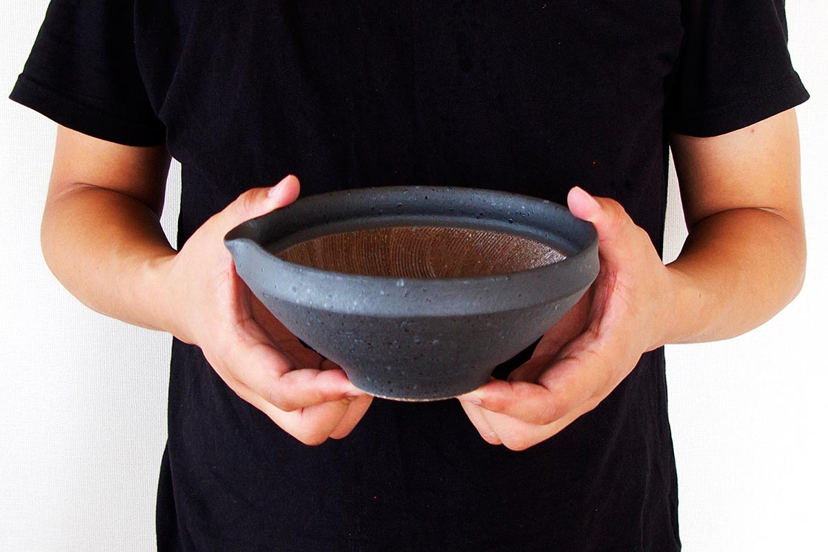 山只華陶苑すり鉢
