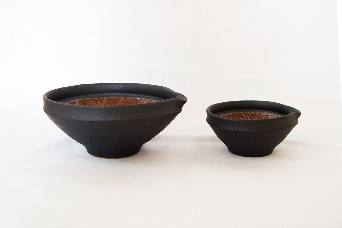 すり鉢2サイズ