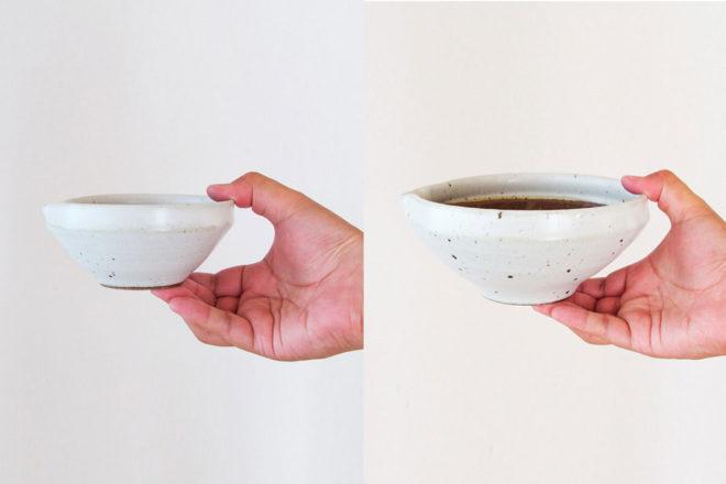 すり鉢-比較 白