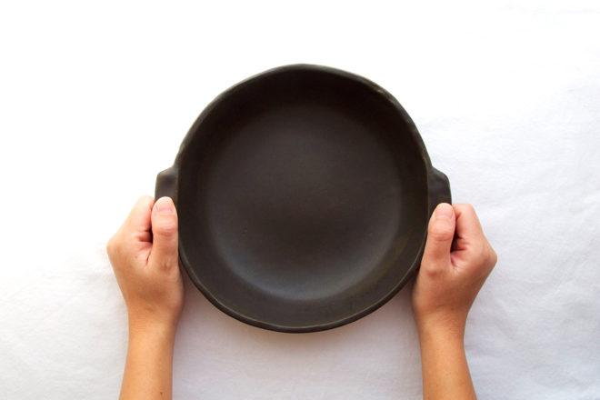 耐熱グラタン皿[丸]中