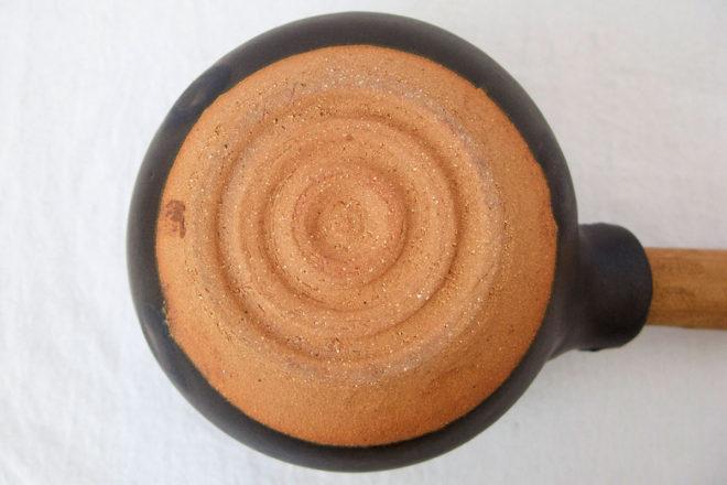 耐熱ミルクパン[黒]10