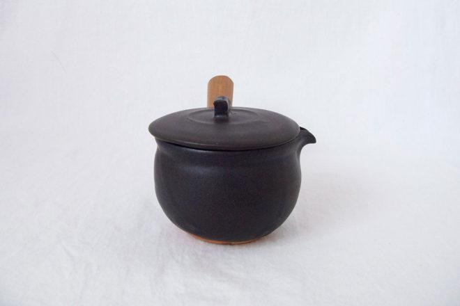 耐熱ミルクパン[黒]06