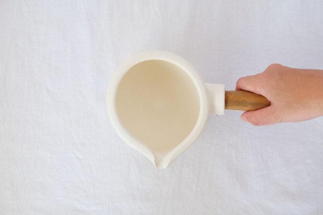 耐熱ミルクパン[白]02
