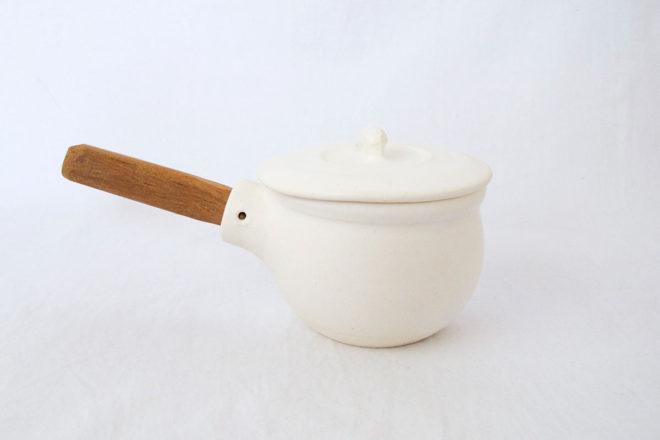耐熱ミルクパン[白]05