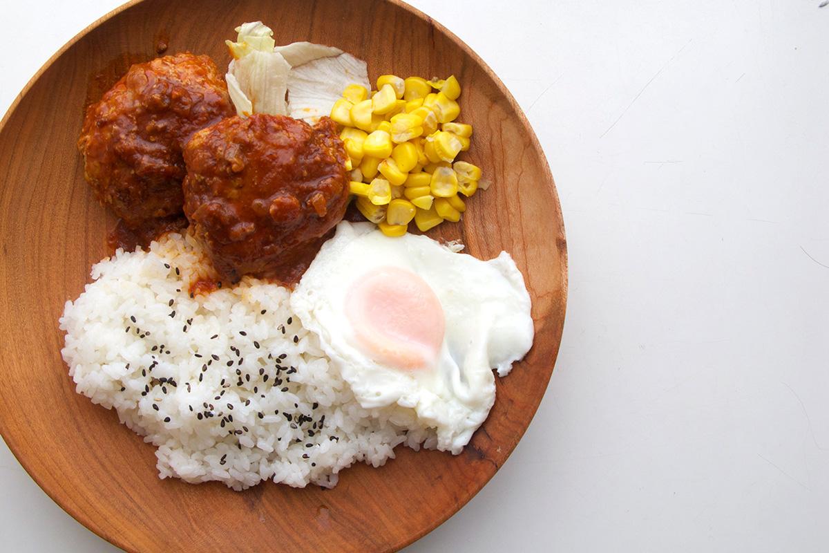 カレー・パスタ皿(カレー)