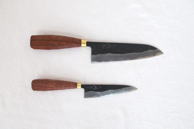 三徳包丁 ペティナイフ