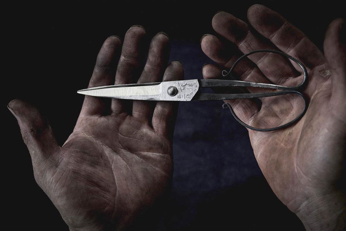 梅木本種子鋏製作所 本種子鋏