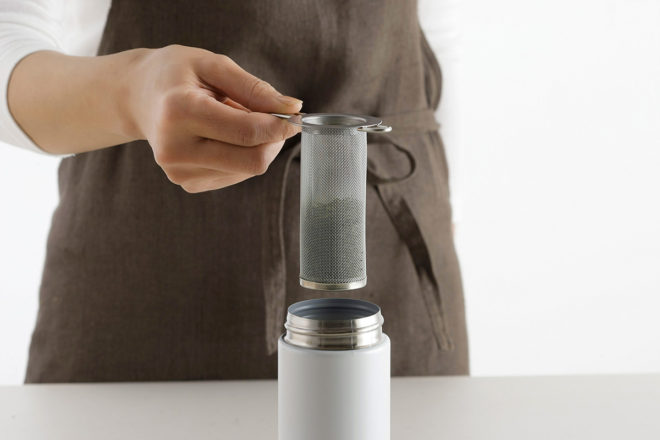 家事問屋 筒型茶漉し