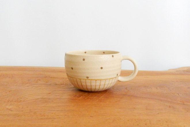 穂屋工房 丸マグカップ
